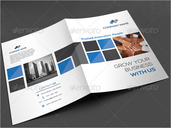 54+ Half Fold Brochure Templates Free Word, PSD, Illustrator Designs - half fold brochure template