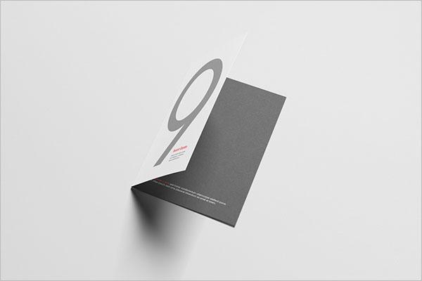 54+ Half Fold Brochure Templates Free Word, PSD, Illustrator Designs