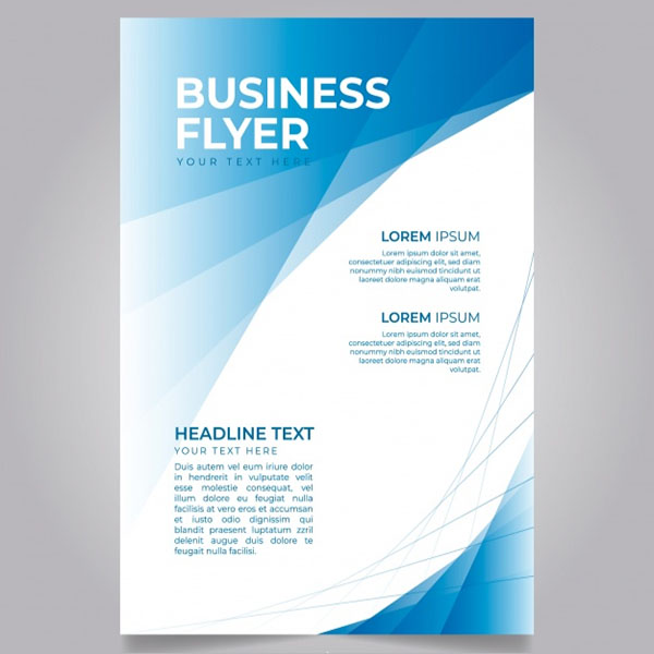 32+ Free Business Flyer Templates PSD Creative Template