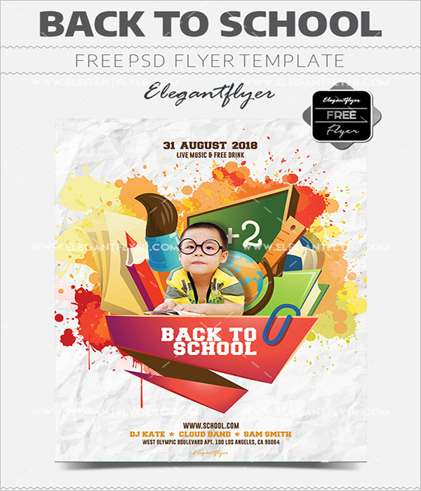 printable flyers templates - Pinarkubkireklamowe