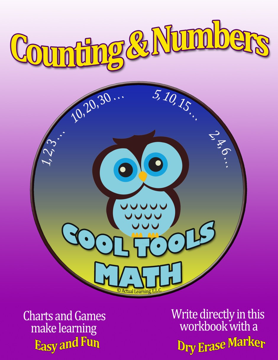 Cool Tools Math: Counting & Numbers