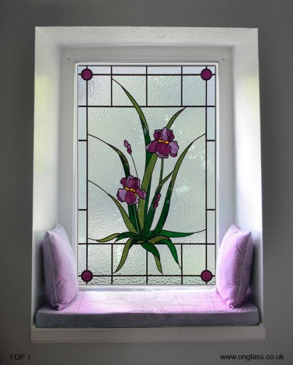 window glass patterns
