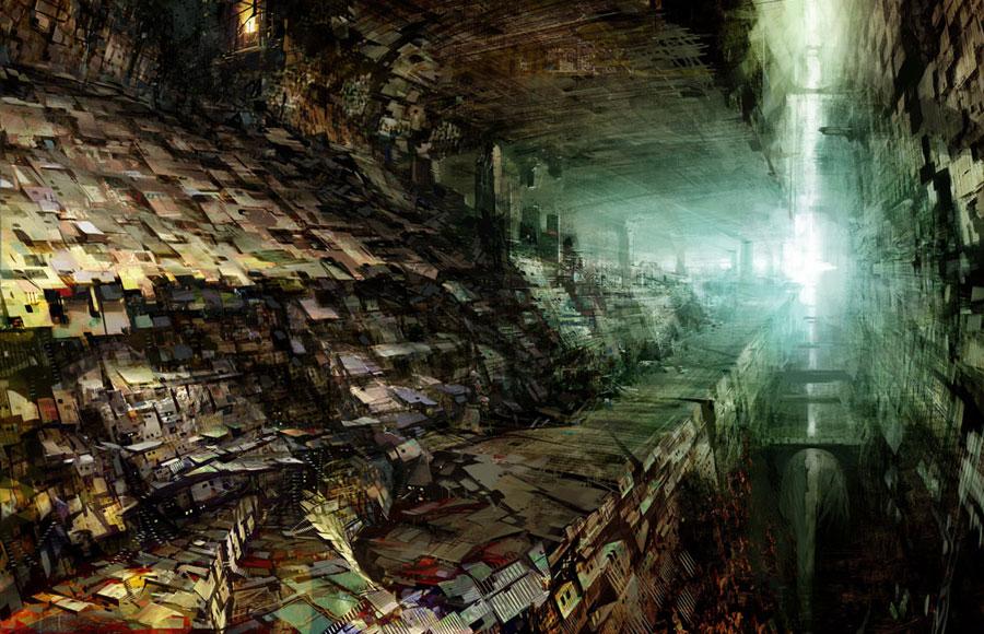 Anime Girl Wallpaper Elf Urban Cave Characters Amp Art Guild Wars Factions