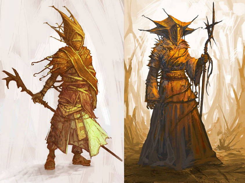 Dark Wallpaper Anime Nomad Male Characters Amp Art Guild Wars Factions