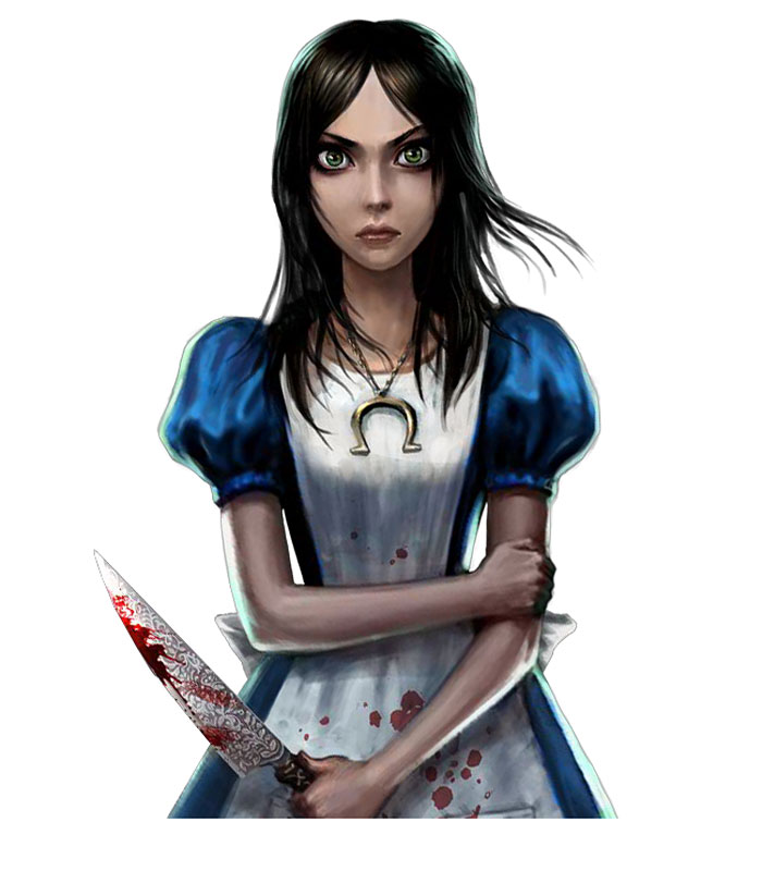 Wicked Iphone Wallpaper Alice Portrait Characters Amp Art Alice Madness Returns
