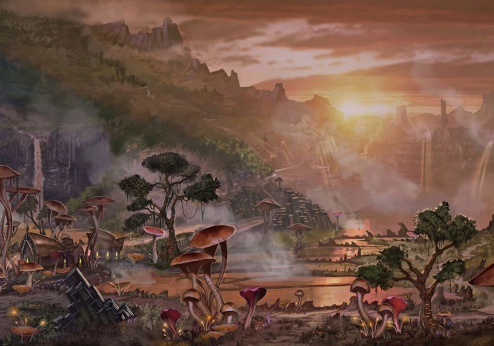 Best Wallpaper Quotes Hd Fungus Landscape Characters Amp Art The Elder Scrolls Online