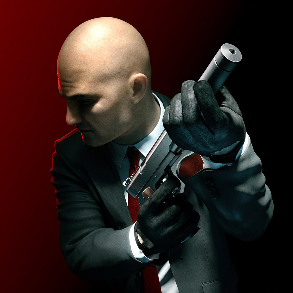 Anime Art Wallpaper Agent 47 Amp Suppressed Silverballer Characters Amp Art
