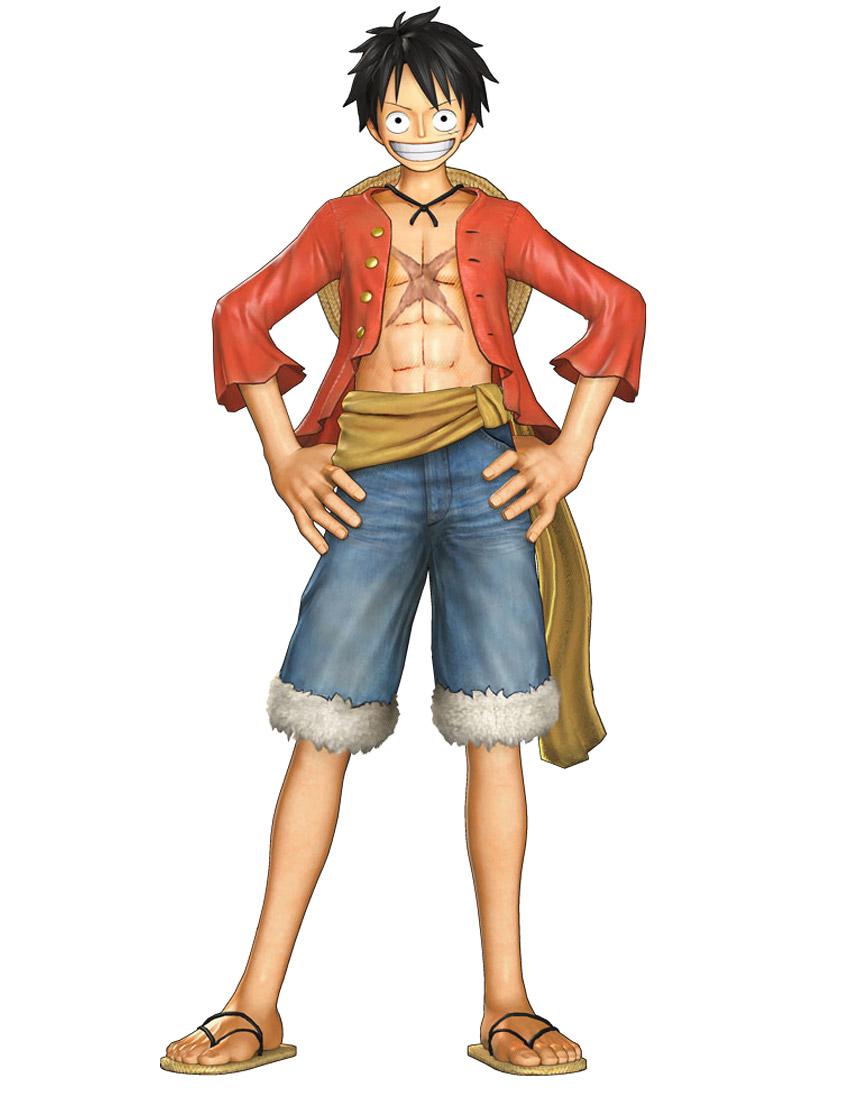 Monkey D Luffy Wallpaper 3d Luffy Characters Amp Art One Piece Pirate Warriors 2