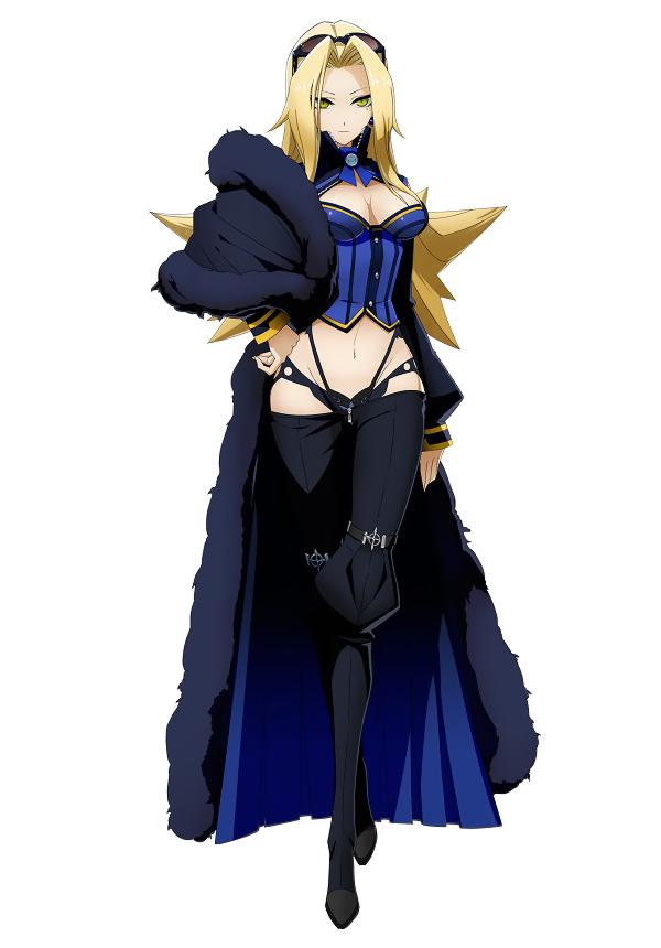 Final Fantasy Girl Hd Wallpaper Acht Characters Amp Art Xblaze Code Embryo