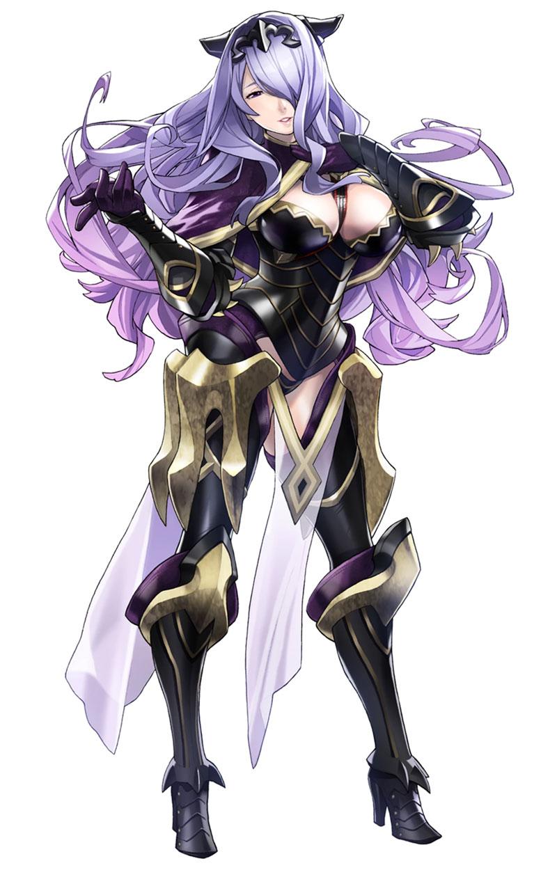 Anime Girls Guns Wallpaper Camilla Characters Amp Art Fire Emblem Heroes