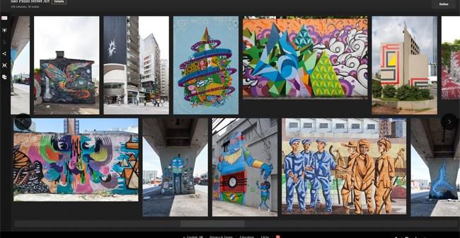 google art project street art