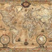pergament-map