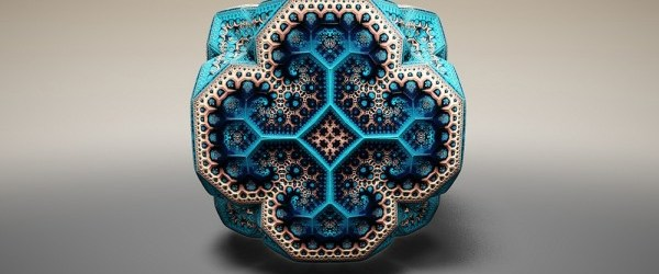 Fantastic Fabergé Fractals From Tom Beddard