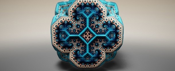 Fantastic Fabergé Fractals From Tom Beddard