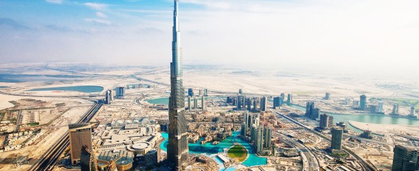 Watch how Google brought Street View to the Burj Khalifa, Dubai