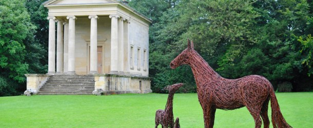 Amazing Willow Sculptures from Emma Stothard