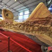 longest-wood-carving