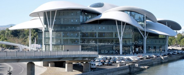 Georgia's Big Architecture Drive