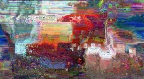 The rising trend of glitch art