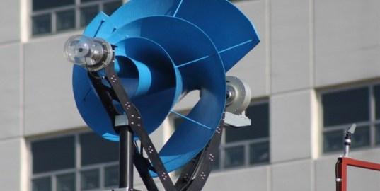 Archimedes-windmill