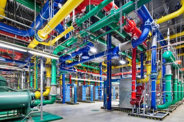 Google Data Center 1