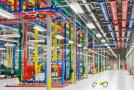 Stunning Photos of Google's data centers