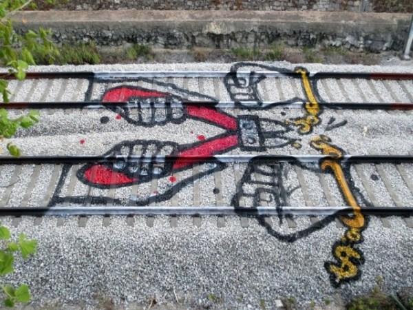 clever street art 2