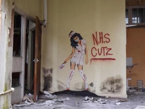 clever street art puns 6