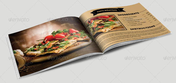 Cookbook Template - 25+ Free PSD, AI, EPS,Vector Format Download