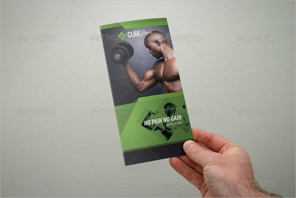27+ Fitness Brochure Templates - Free  Premium Download