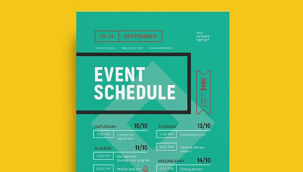 27+ Event Poster Templates - Free  Premium Download
