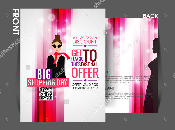 27+ Fashion Flyer Templates - Free PSD, AI, EPS Format Download - discount flyer template