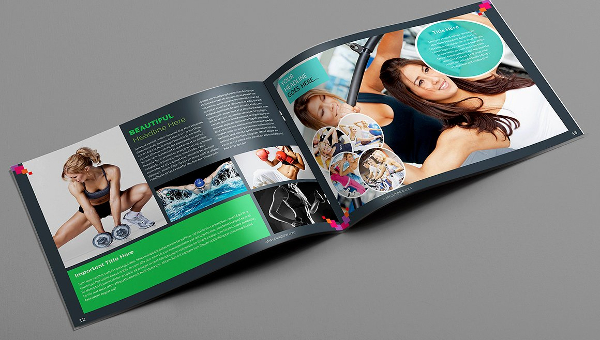 27+ Fitness Brochure Templates - Free  Premium Download - Fitness Brochure