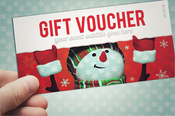23+ Christmas Gift Voucher Templates - Free  Premium Download