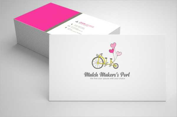25+ Wedding Planner Business Card Templates Download