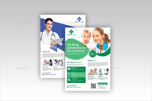 33+ Medical Flyer Templates - Free  Premium Download