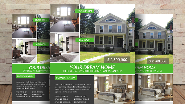 19+ House for Sale Flyer Templates - Free  Premium Download