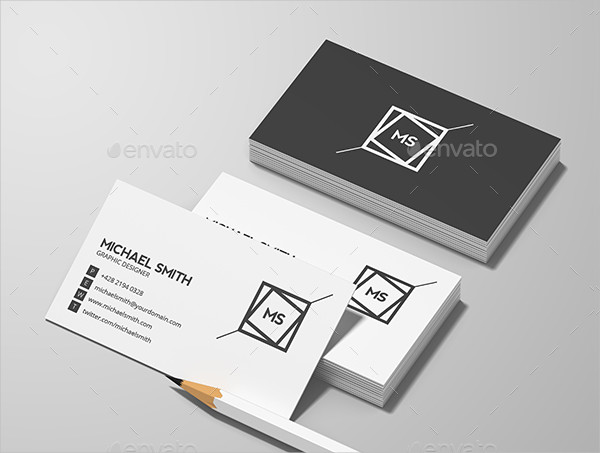 Personal Business Card Designs - 27+ Free  Premium Download