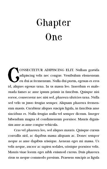 The 8 brilliant fonts you NEED to use in your book layout (with type