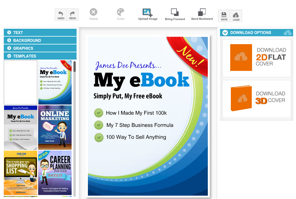 Best free online graphics editors for making your own book cover