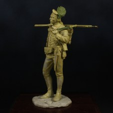 Grenadier 71st foot, Fraser's Highlanders, 1780