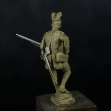 Queen's Rangers Officer, Brandywine, 1777