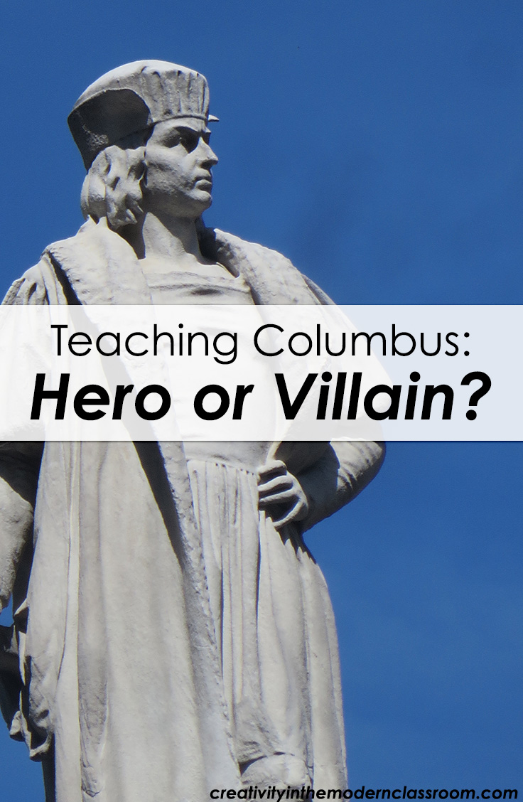 columbus hero or villain - christopher columbus, was he a hero, or villain for about 500 years, people have praised him and celebrated his life as though he was someone who did good for us schools teach students that columbus was a great man, found gold and pearls, and discovered new lands.