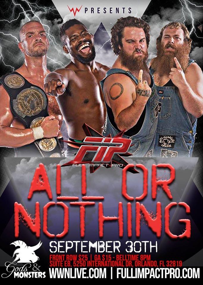 WWN & Full Impact Pro Wrestling present