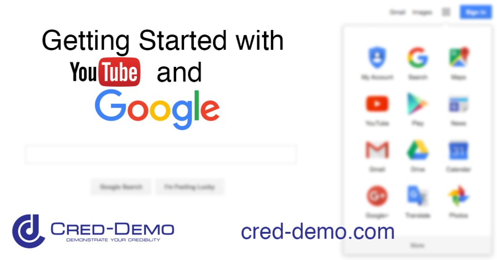 Getting Started With YouTube 02