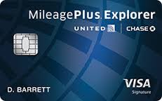 Chase United MileagePlus Credit Card