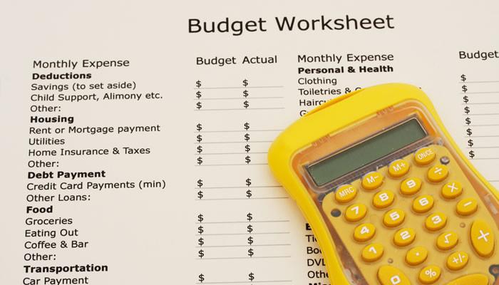 How to Make a Family Budget CreditCardsCanadaca