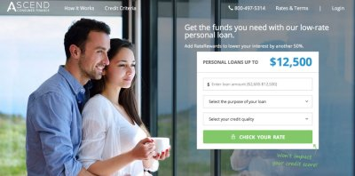 Ascend Personal Loan Review