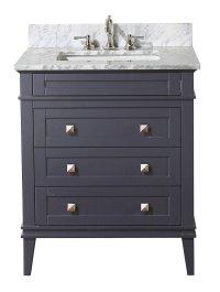 Stunning Grey Bathroom Vanity Options | The Creek Line House