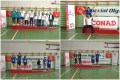 "BADMINTON – "" V Over Limits Games Giochi Naz. Special Olympics""22/05/2016"